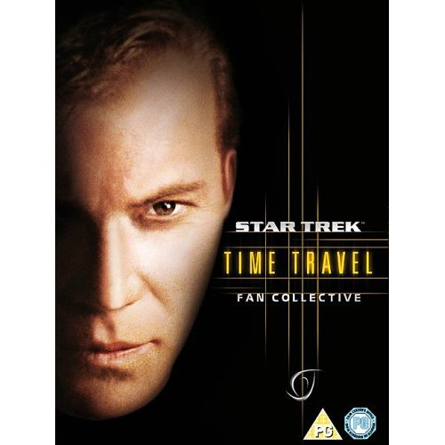 Star Trek: Time Travel Fan Collective Box Set