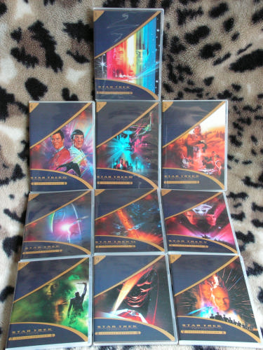 Star Trek: Movies Collection I-X