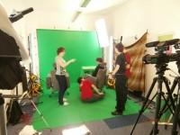 Příprava scény