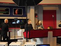 DSTE Můstek TOS, William Shatner, bližší pohled