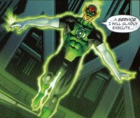 Green Lantern Saarek (New Earth)